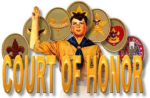 our court of honor